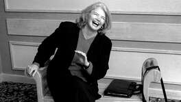 Molly Ivins from the film 'Raising Hell: The Life and Times of Molly Ivins""