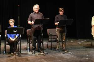 Beaumont Community Players perform 'The Ritual,' one of four plays submitted from writers across the country during the group's inaugural Southeast Texas Festival of New Plays.
