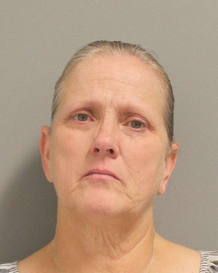 Jeanna Hooker, 56, of Pasadena, is facing two charges of practicing medicine without a veterinary license after police say she illegally performed medical procedures on two cats at the Deer Park Animal Control and Shelter. Hooker, an employee at the shelter for over 10 years, has since been fired by the city. Photo: Courtesy Harris County Jail / Courtesy Harris County Jail