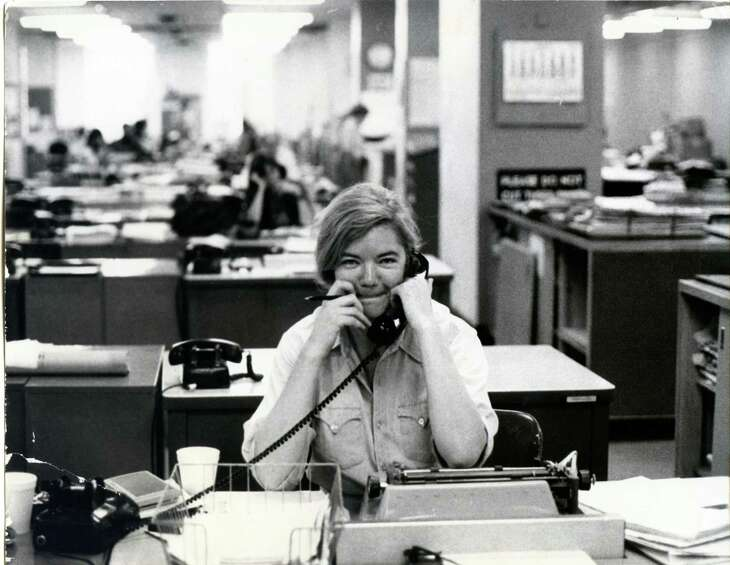 Molly Ivins at the New York Times in 'Raise Hell: The Life & Times of Molly Ivins'