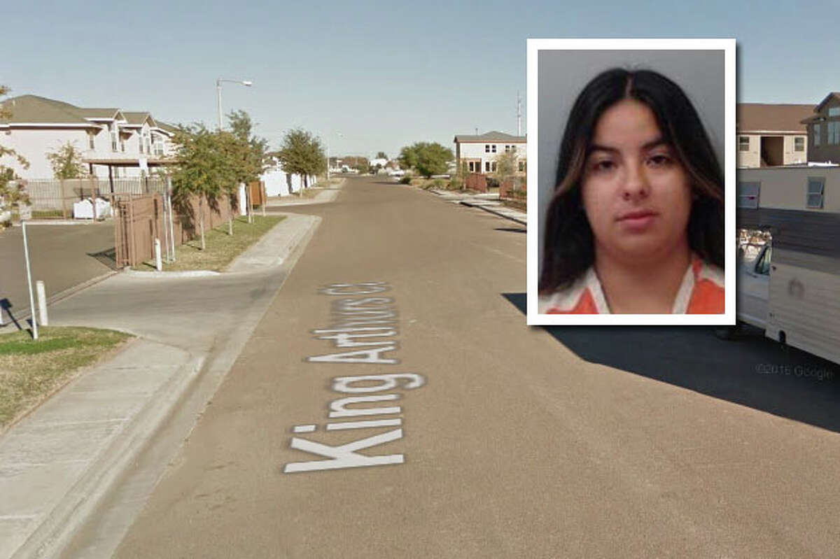 A woman landed behind bars for allegedly leaving her two children home alone while she had gone out with a male.