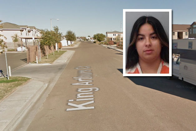 Laredo woman arrested after allegedly leaving kids at home to go out on date