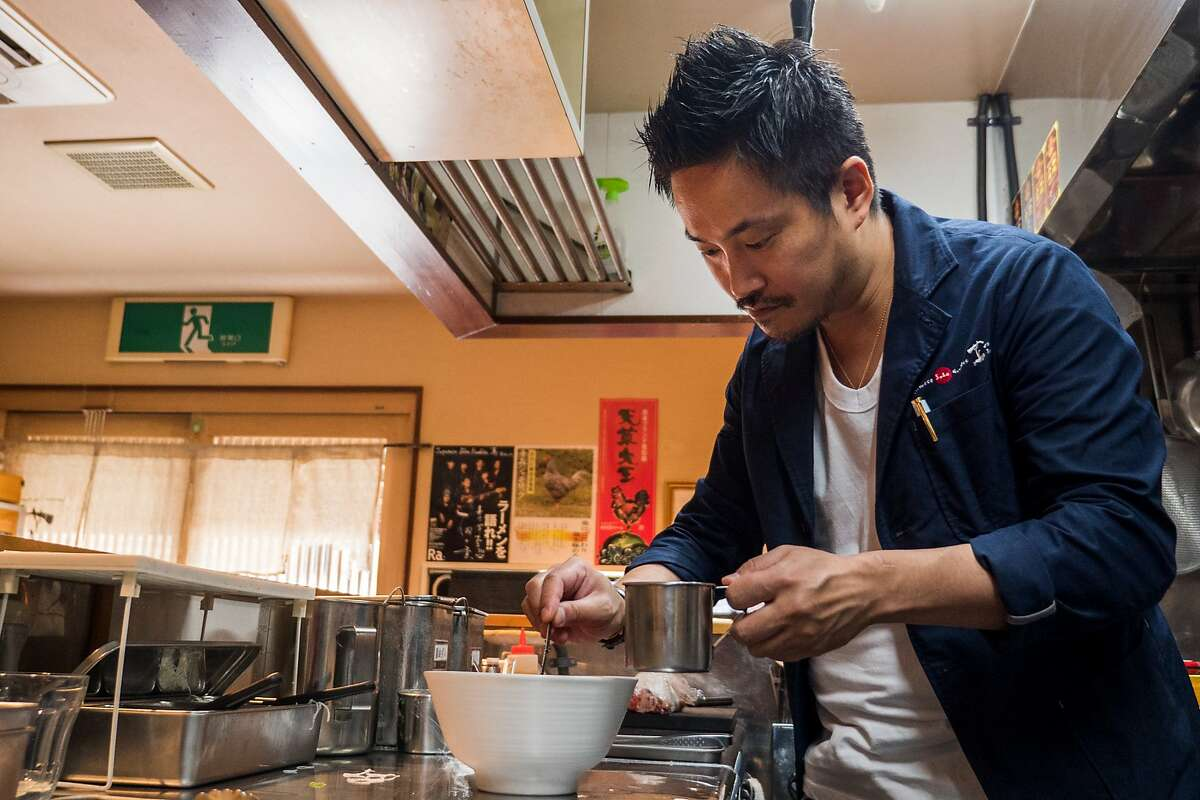 World's first Michelin-starred ramen restaurant Tsuta to open San Francisco location