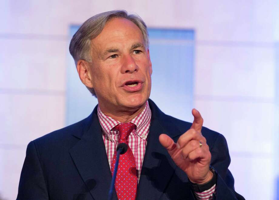FILE — Texas Gov. Greg Abbott is meeting in Austin with officials from Google, Twitter and Facebook to discuss ways of combatting extremism. Photo: Yi-Chin Lee, Staff / Staff Photographer / © 2019 Houston Chronicle