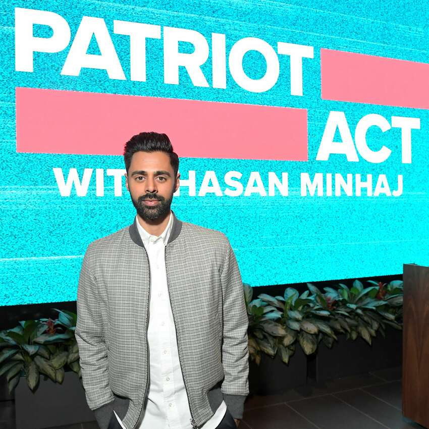 BART was briefly mentioned on the newest episode Hasan Minhaj's