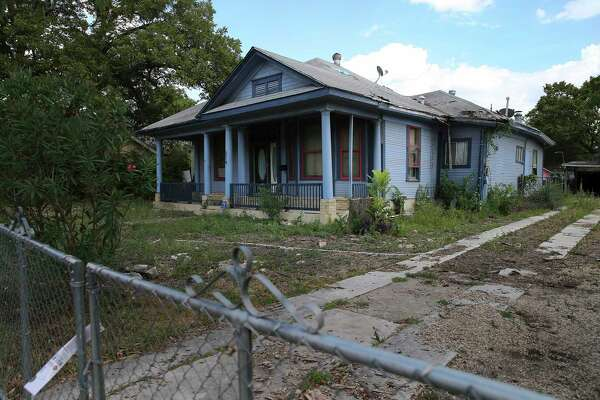 OHP: Century-old home near downtown San Antonio should be named landmark, not razed