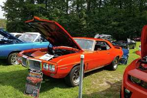 A total of 148 cars were on display at last year's car show at the drive-in.