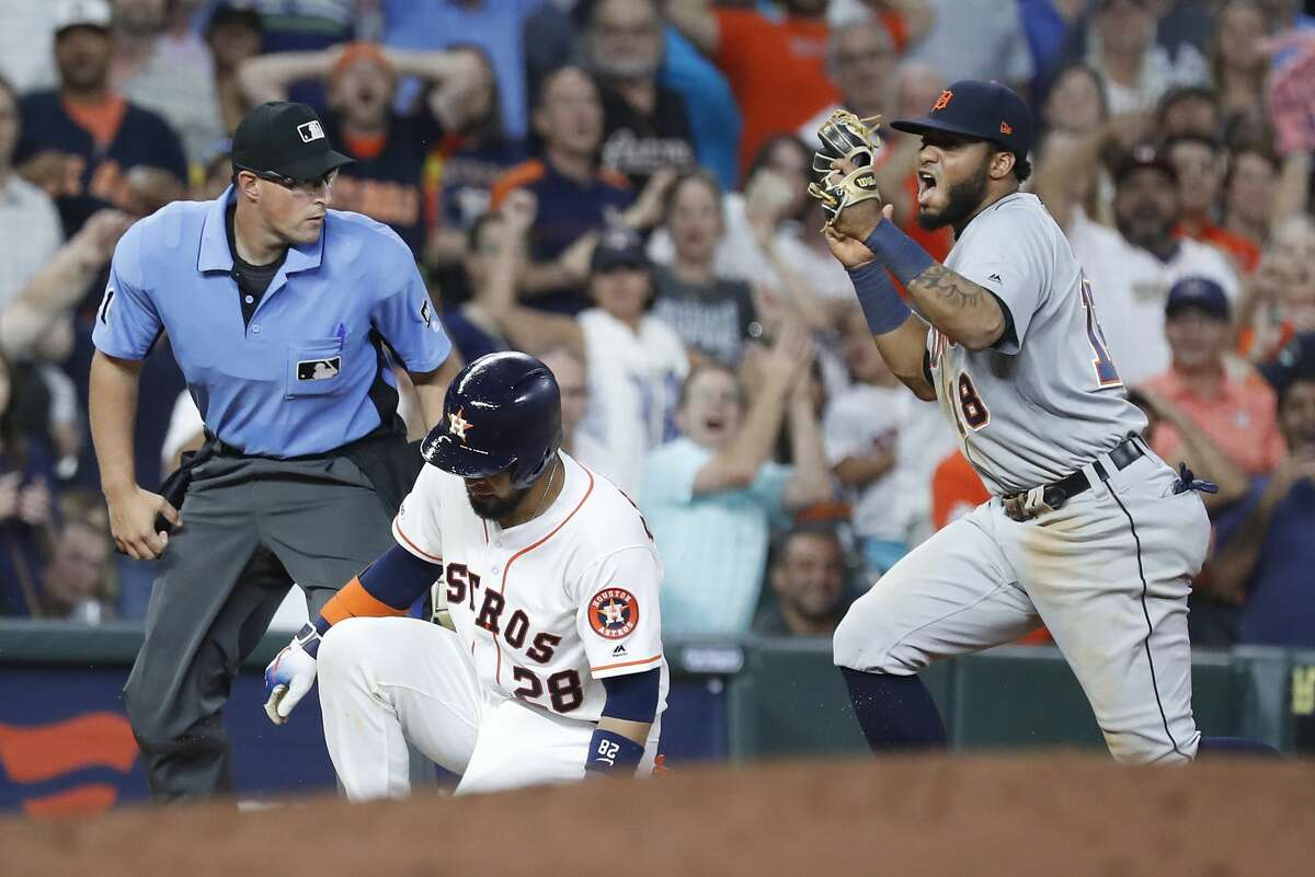 Wednesday's Astros loss that ended with Robinson Chirinos being tagged out at third was their second in the past two weeks as a historic favorite in Las Vegas sports books.