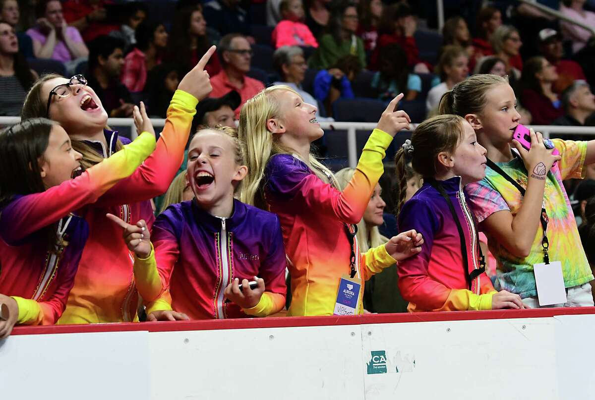 Join the fun as female athletes take center stage at the Aurora Games at the Times Union Center in Albany. Details. Related articles.