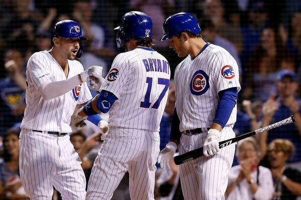 Giants' offense awakens but Cubs outslug SF 12-11 at Wrigley Field