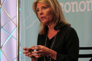 Cindi Bigelow, CEO of Bigelow Tea in Fairfield
