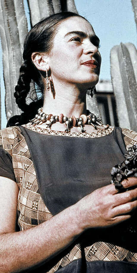 Frida Kahlo Photo: Ivan Dmitri | Michael Ochs Archives | Getty Images