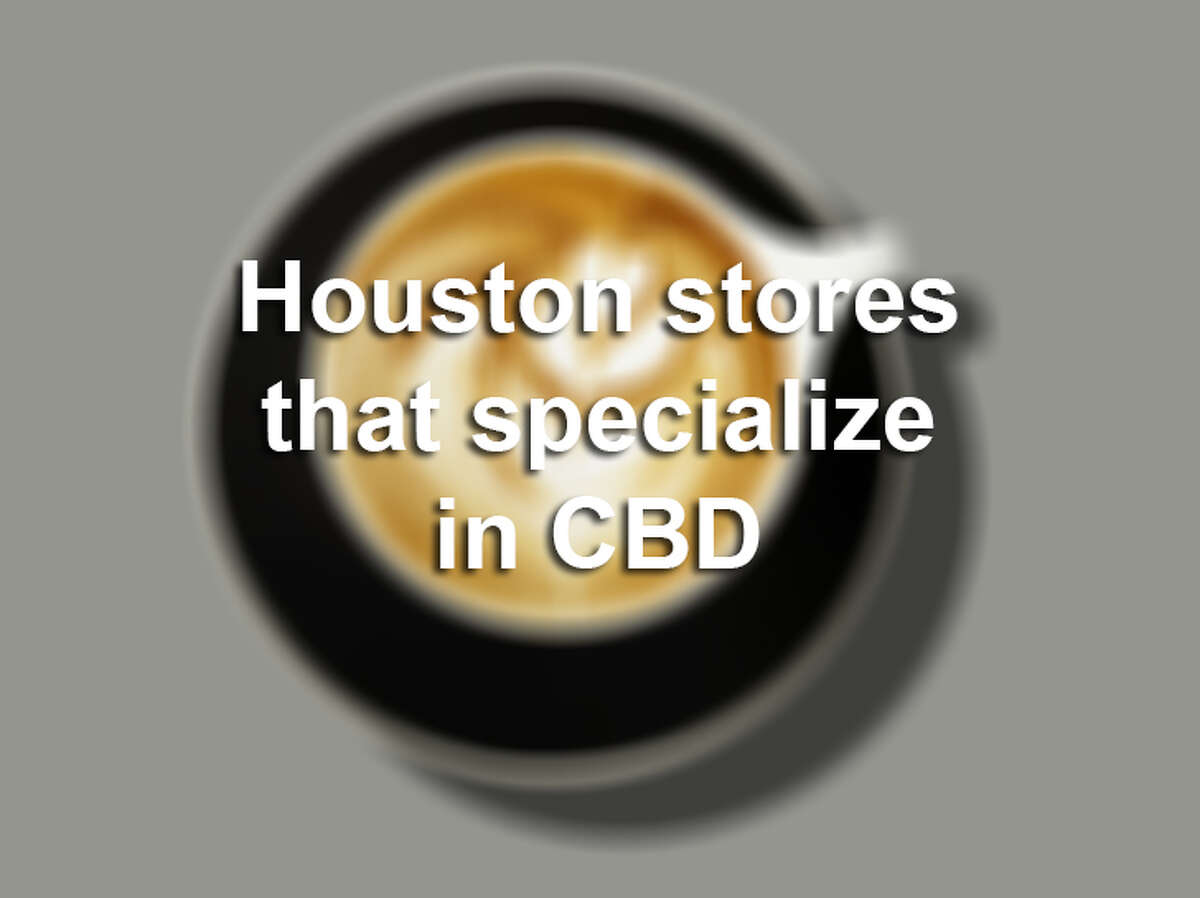 >> Click through the following gallery to see Houston-area shops that specialize in CBD.