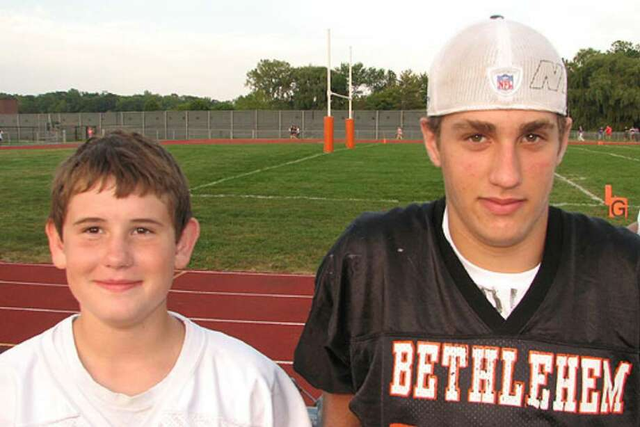 Were you seen at 2008 Bethlehem vs. Guilderland Football game? Photo: Kristi L. Gustafson