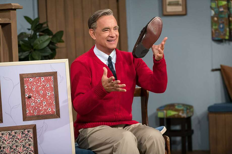 Tom Hanks is Mister Rogers in 'A Beautiful Day in the Neighborhood.' Click through the gallery for a look at Hanks' Bay Area childhood. Photo: Tri-Star