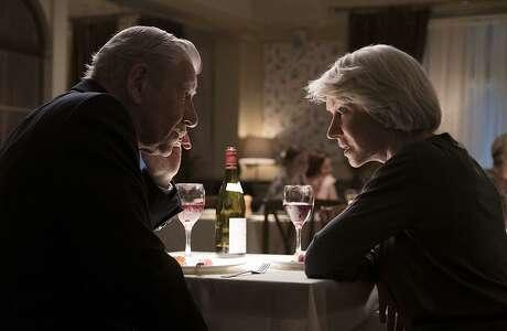 """Ian McKellen and Helen Mirren in """"The Good Liar"""""""