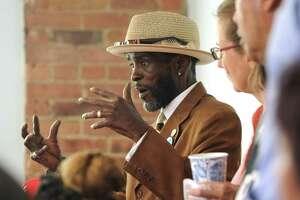 Bridgeport City Councilman Ernie Newton in 2018