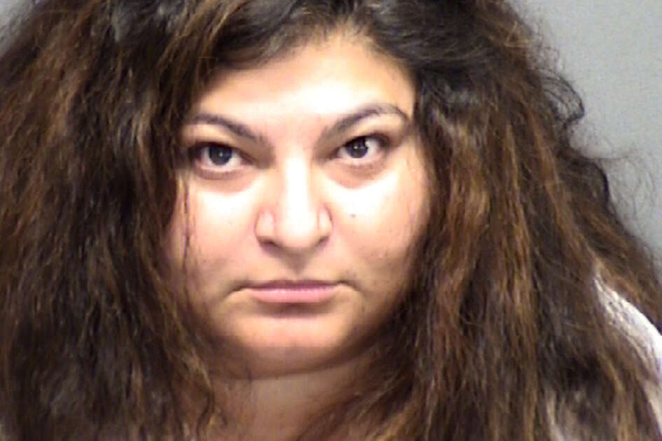 San Antonio Police Department dispatcher Annabel Gonzalez, 42, was arrested Wednesday evening and is facing a charge of engaging in organized crime.