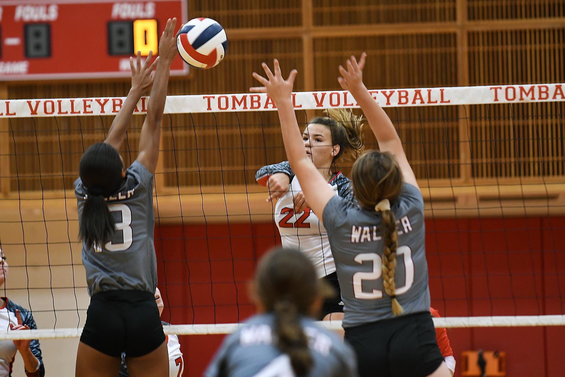 Tomball volleyball set to reach new heights under new head coach Jordan Williams