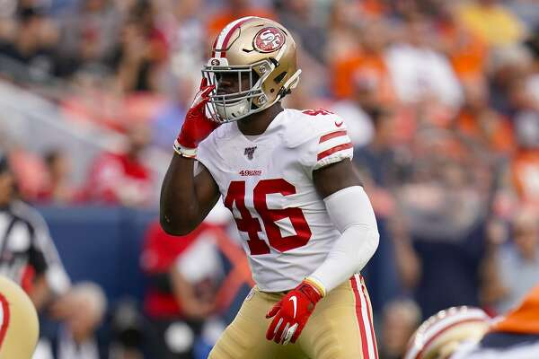 49ers' beat writer Eric Branch's fearless 53-man roster projection