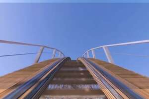 SeaWorld San Antonio offered a sneak-peak at an unnamed rollercoaster that the park claims will be the tallest and fastest wooden coaster in Texas when it opens in 2020.