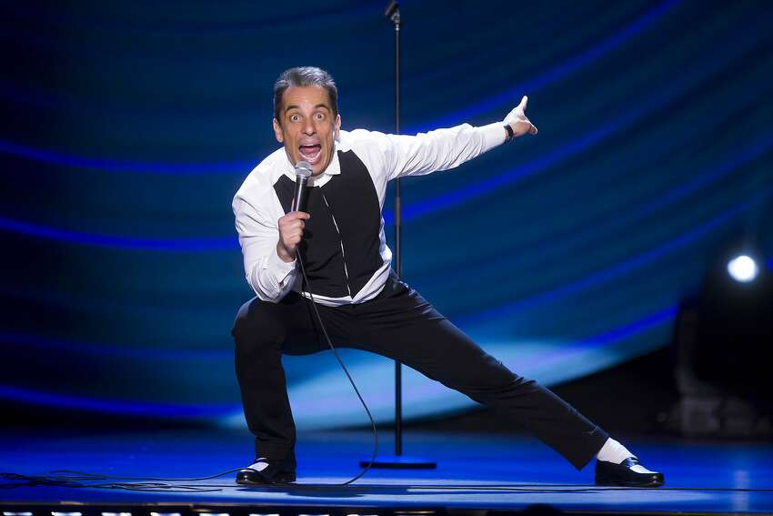 Stand-up comic Sebastian Maniscalco is set for 7 p.m. Friday, April 3, 2020, at the Palace Theatre in Albany, N.Y.