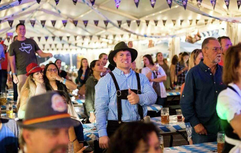 Scenes from Oktoberfest Photo: King's BierHaus