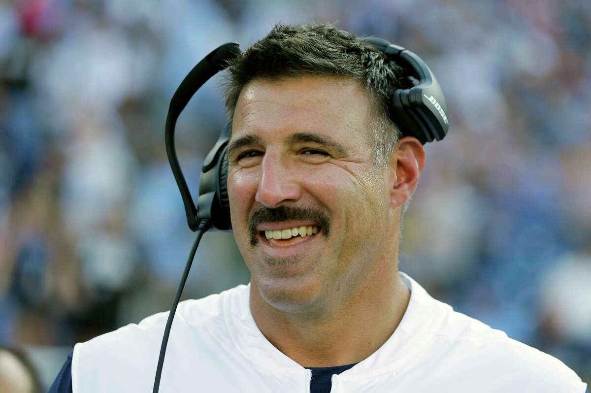 14. (tie) Mike Vrabel, Tennessee Titans Odds of being first NFL head coach fired: +3000 Current record: 2-2