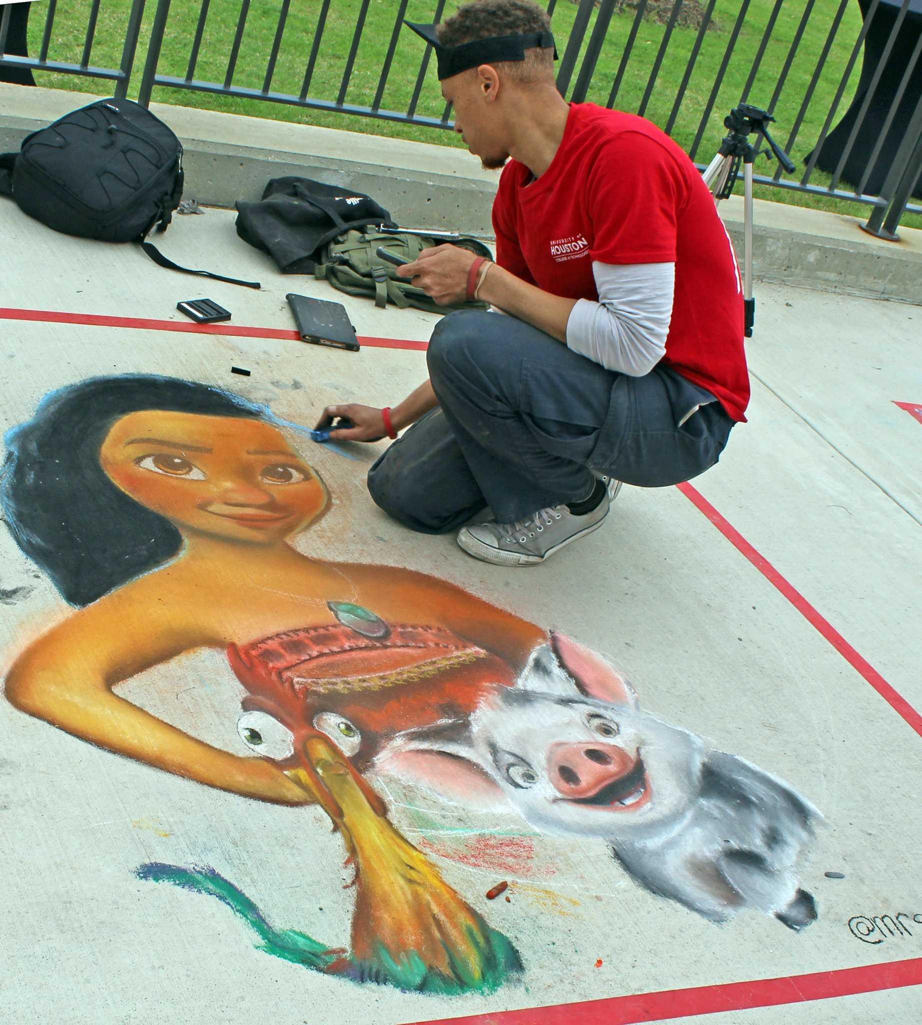 Sugar Land Chalk Art Competition Deadline Extended Until Aug