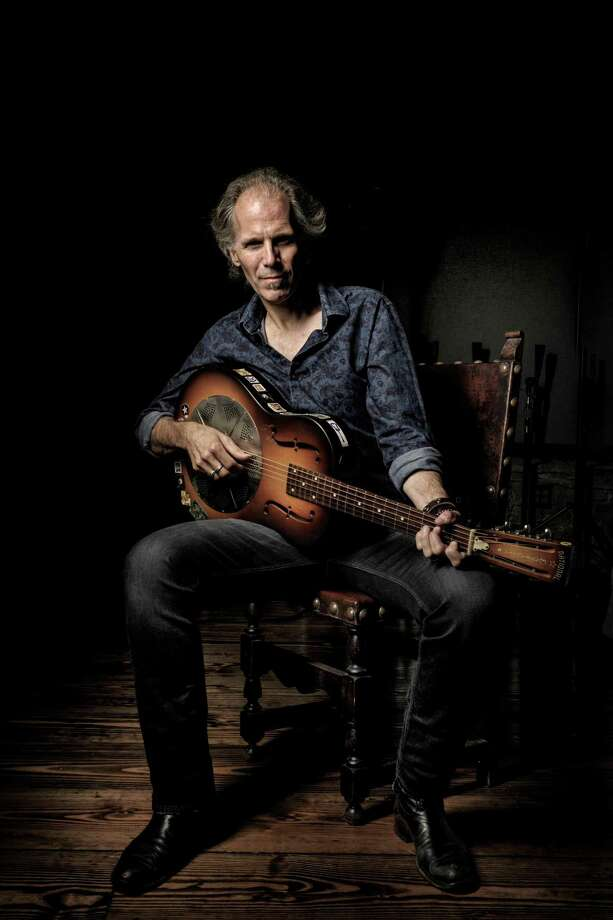 Guitarist Brooks Williams will perform at the inaugural Read Easy, Speak Softly Gala at the Friendswood Public Library on Oct. 4 Photo: Courtesy Photo