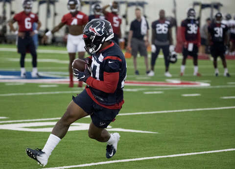 Duke Johnson embraces fresh start with Texans - Houston