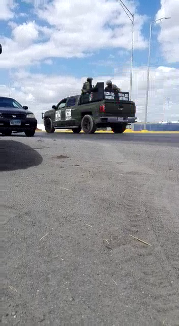 Six civilians, officers wounded in Nuevo Laredo gun battle shown in viral video