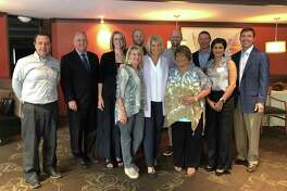 The Spring Branch Education Foundation hasnamed new members to its Board of Directors for the 2019-2020 term. Pictured in back from left areMauricio Valdes, Tom DeBesse, Elizabeth Wang, Kevin Doffing, Chris Weekley, Langston Turner and Colby Mueck; and in front are Stacey Merchant, Jennifer Blaine, Cece Thompson and Bibbin Gill.