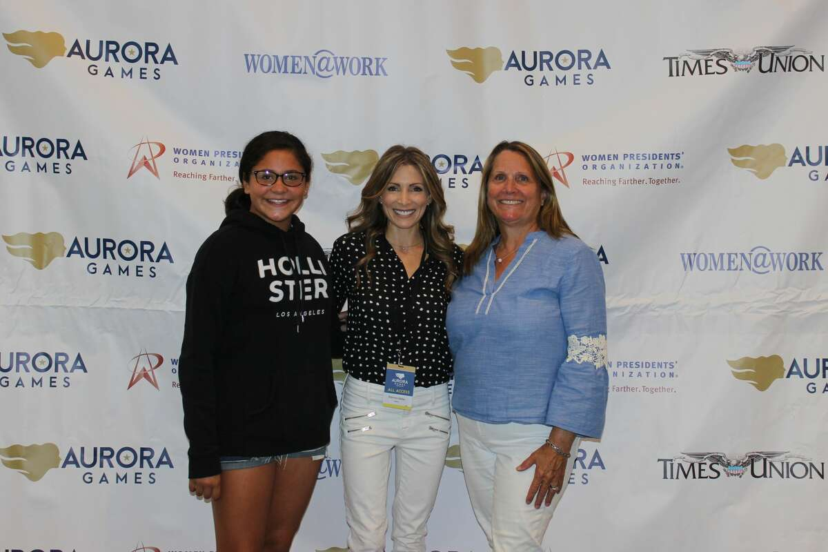 Were you Seen at the Women@Work Aurora Games Mixer at the Albany Capital Center on Aug. 21, 2019?