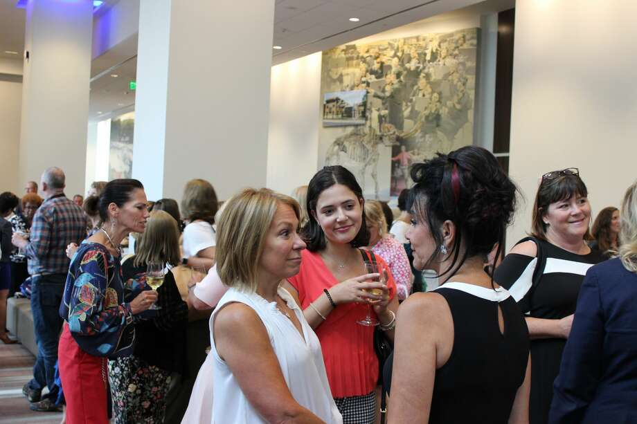 Were you Seen at the Women@Work Aurora Games Mixer at the Albany Capital Center on Aug. 21, 2019? Photo: Brittney Austin & Jess Ayotte/Hearst Digital Agency