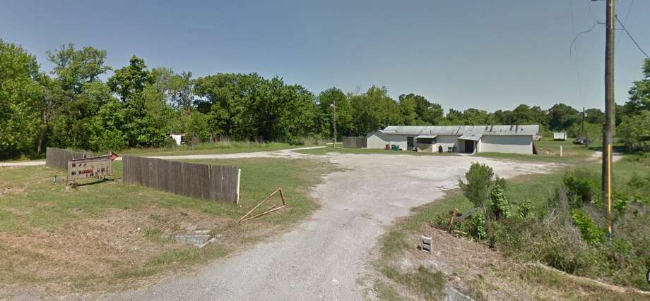 "Instead of finding his uncle alive, he found the ""badly decomposed"" body of Young in a grassy area near his home behind C.C's Club on FM 160 North, according to Liberty County officials.  Photo: Google Earth"