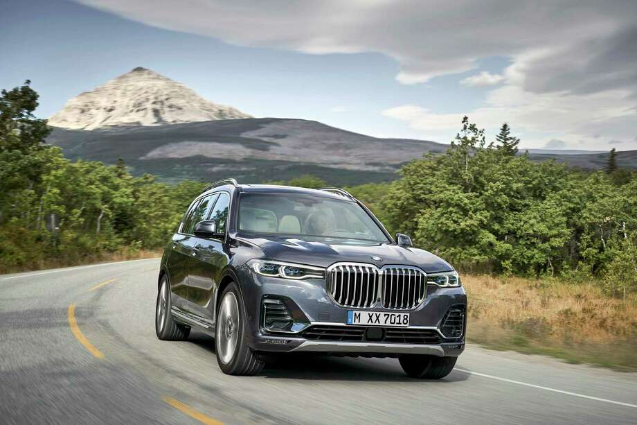 For 2019, BMW launches the first-ever X7, the pinnacle of BMW's X lineup. Photo: Photos@daniel-kraus.com / daniel kraus copyright