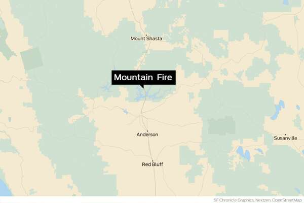 Mountain Fire near Redding 20% contained — thousands forced ...