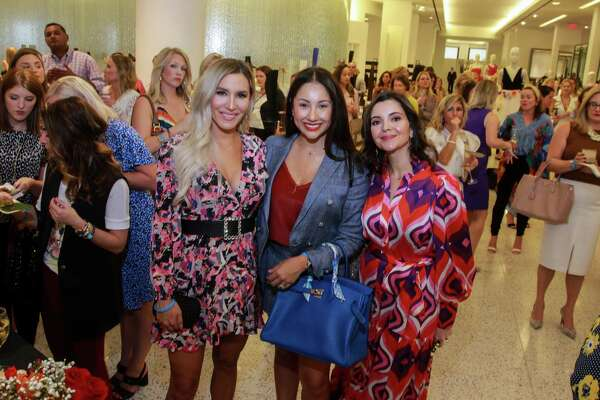 EMBARGOED FOR SOCIETY REPORTER UNTIL AUGUST 25 The Dress for Success' young professionals group, Women of Wardrobe annual Sizzling Summer Soiree at Tootsies on August 21.