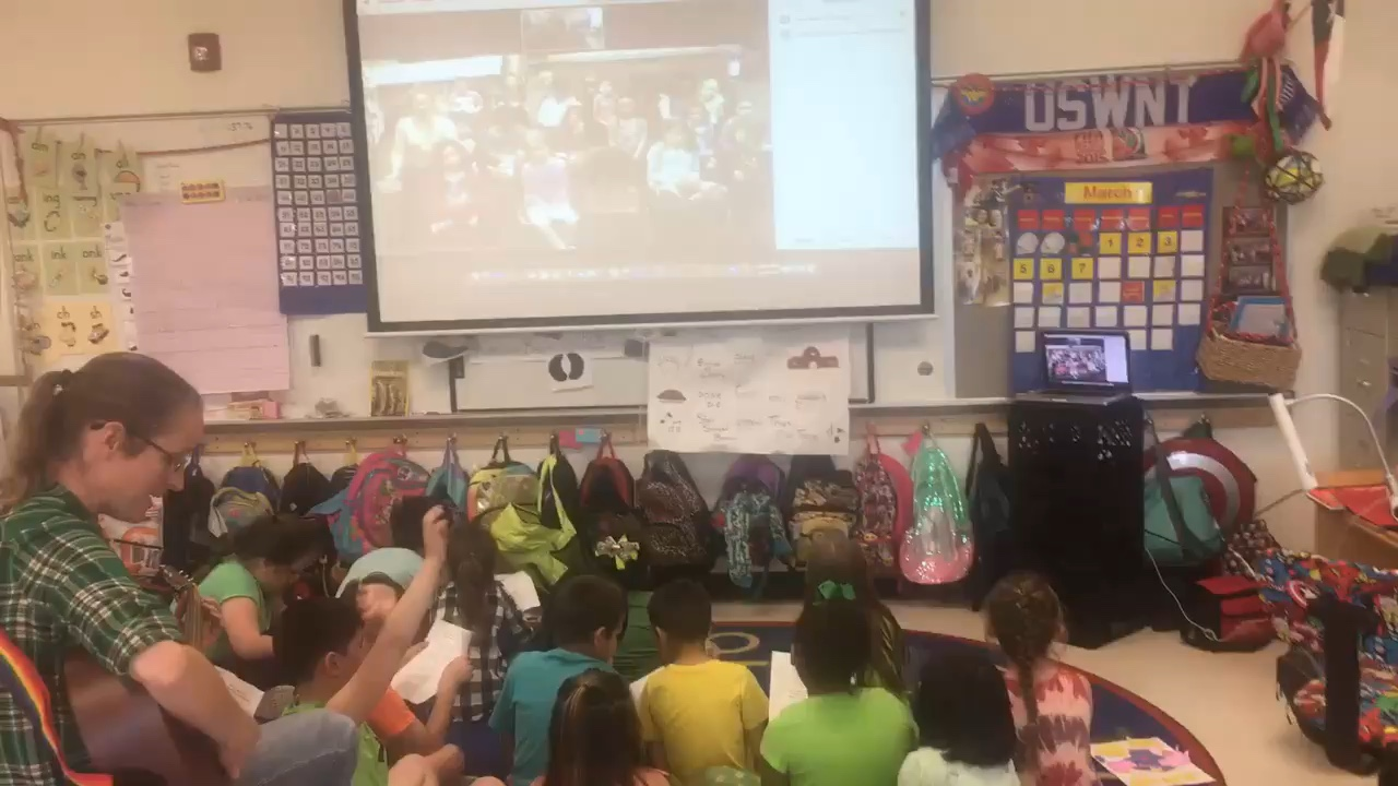 Comal ISD teacher fosters curiosity and learning with innovative teaching