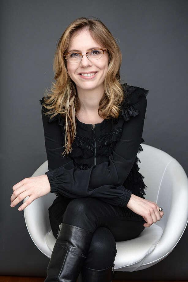 Anna Clyne (photo by Javier Oddo)