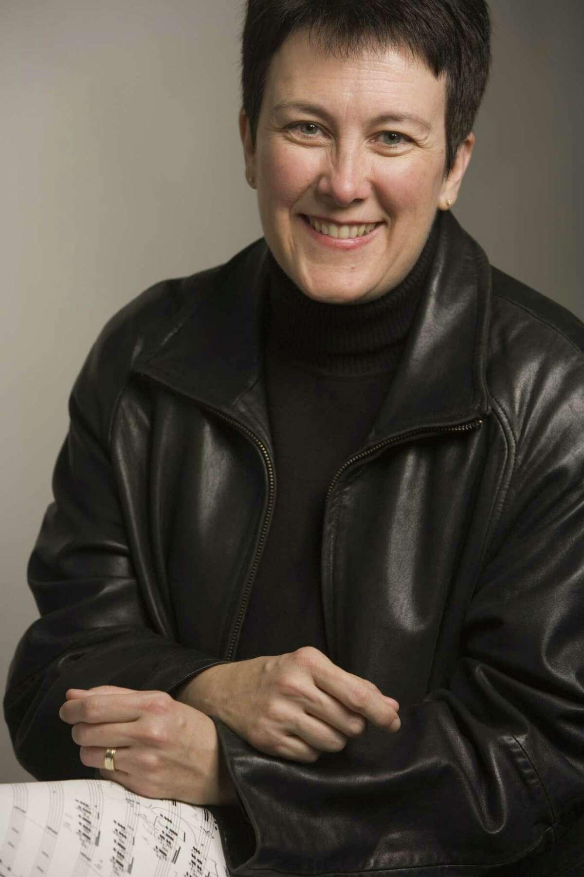 Jennifer Higdon (photo by J.D. Scott)