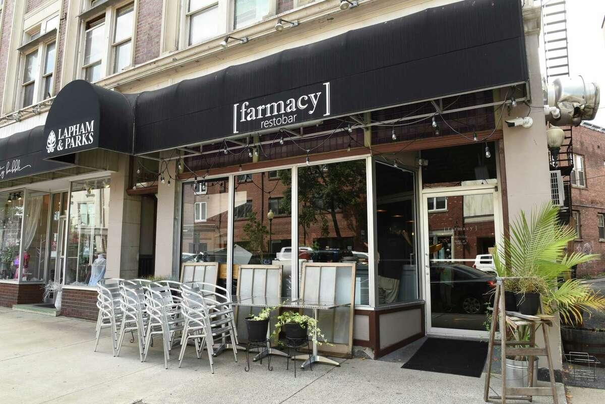 Exterior of Farmacy on Thursday Aug. 15, 2019 in Glens Falls, N.Y. (Lori Van Buren/Times Union)