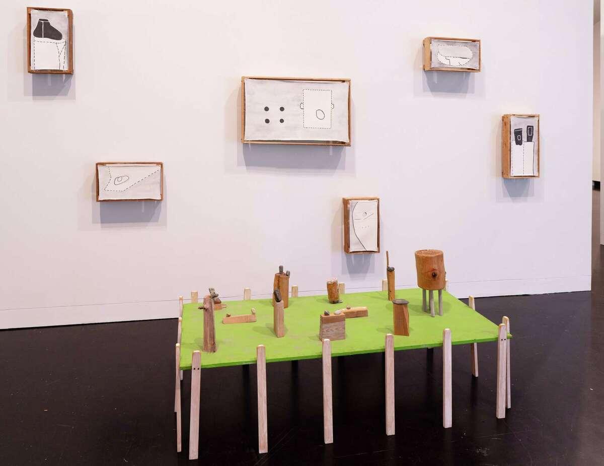 Ree Morton, installation view. Photo Wm Jaeger