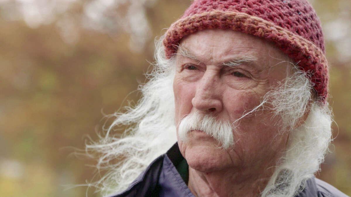 Veteran folk-rocker David Crosby is the subject of the documentary