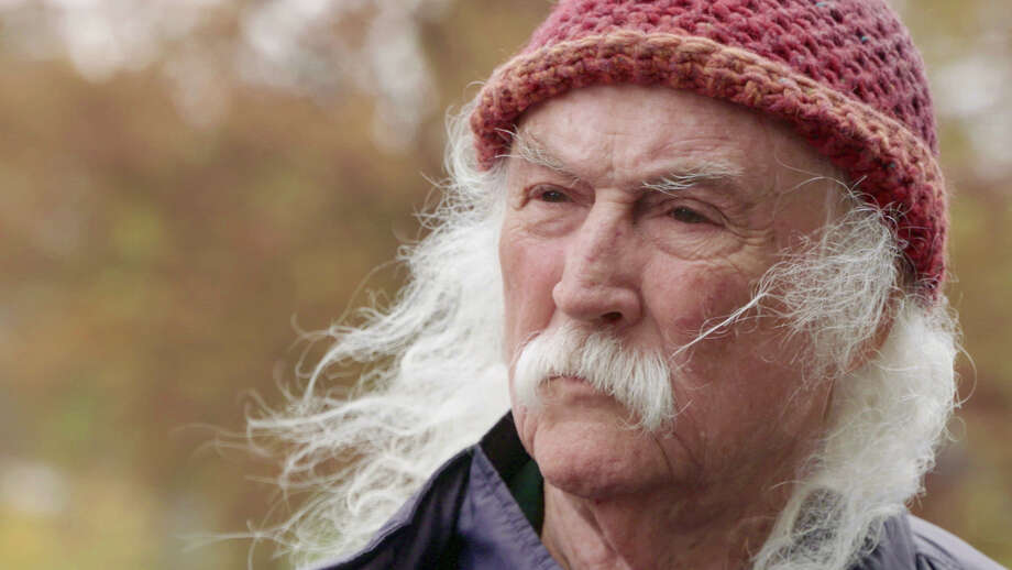 "Veteran folk-rocker David Crosby is the subject of the documentary ""David Crosby: Remember My Name."" MUST CREDIT: Handout courtesy of Edd Lukas and Ian Coad/Sony Pictures Classics Photo: Edd Lukas And Ian Coad / Handout"