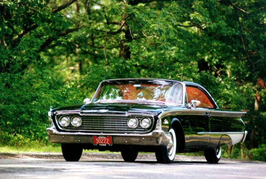 Dennis Connole had always been fond of the 1960 Ford Starliner, a sleek two-door hardtop model with an airy greenhouse.