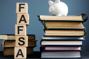 Securing financial aid involves some steps, including filling out a FAFSA form.