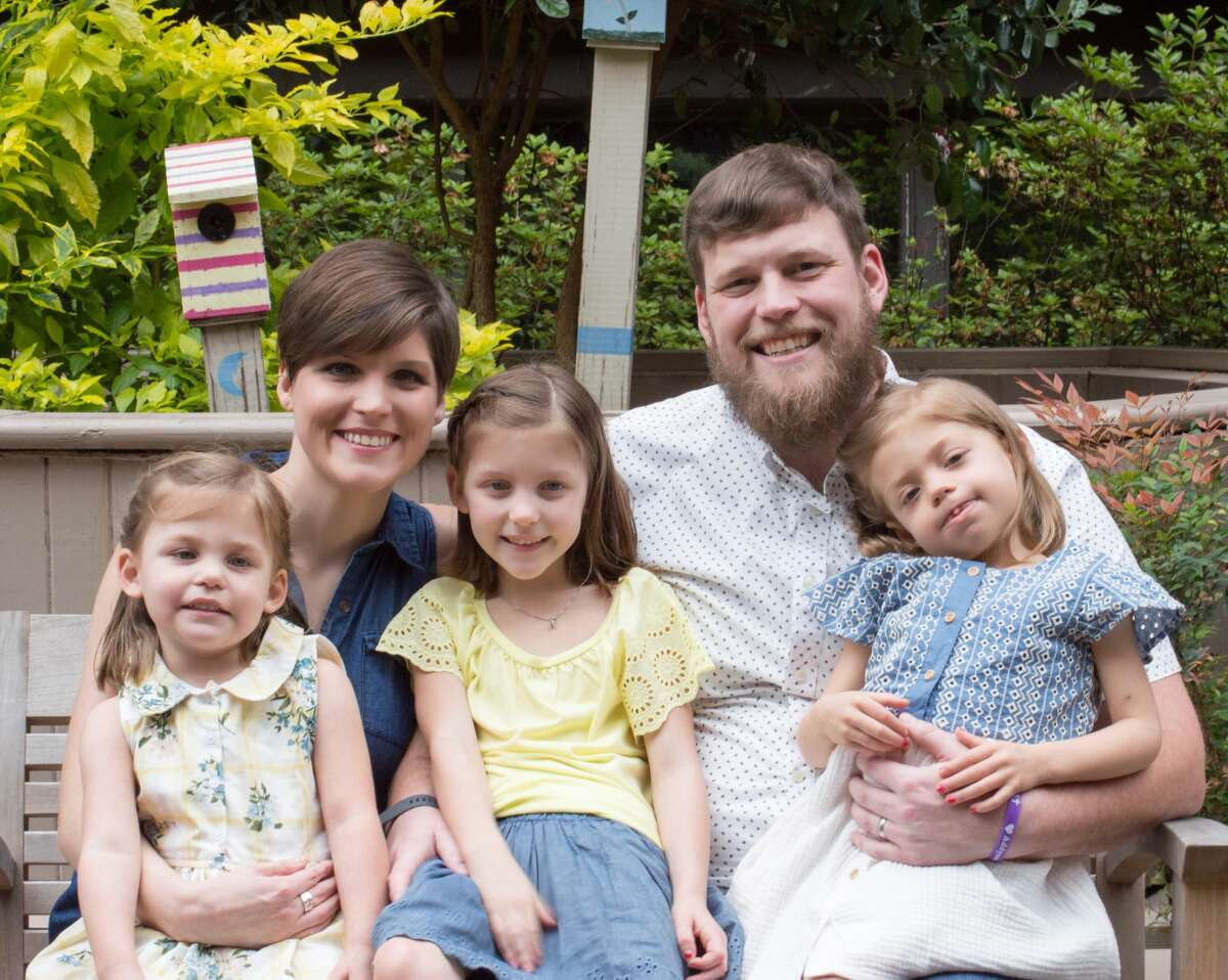 The family of3-year-old Addyson Williams of Magnolia has spent the last ten months at Texas Children's Hospital hoping and praying for a bone marrow donor match that could potentially save the little girl's life.