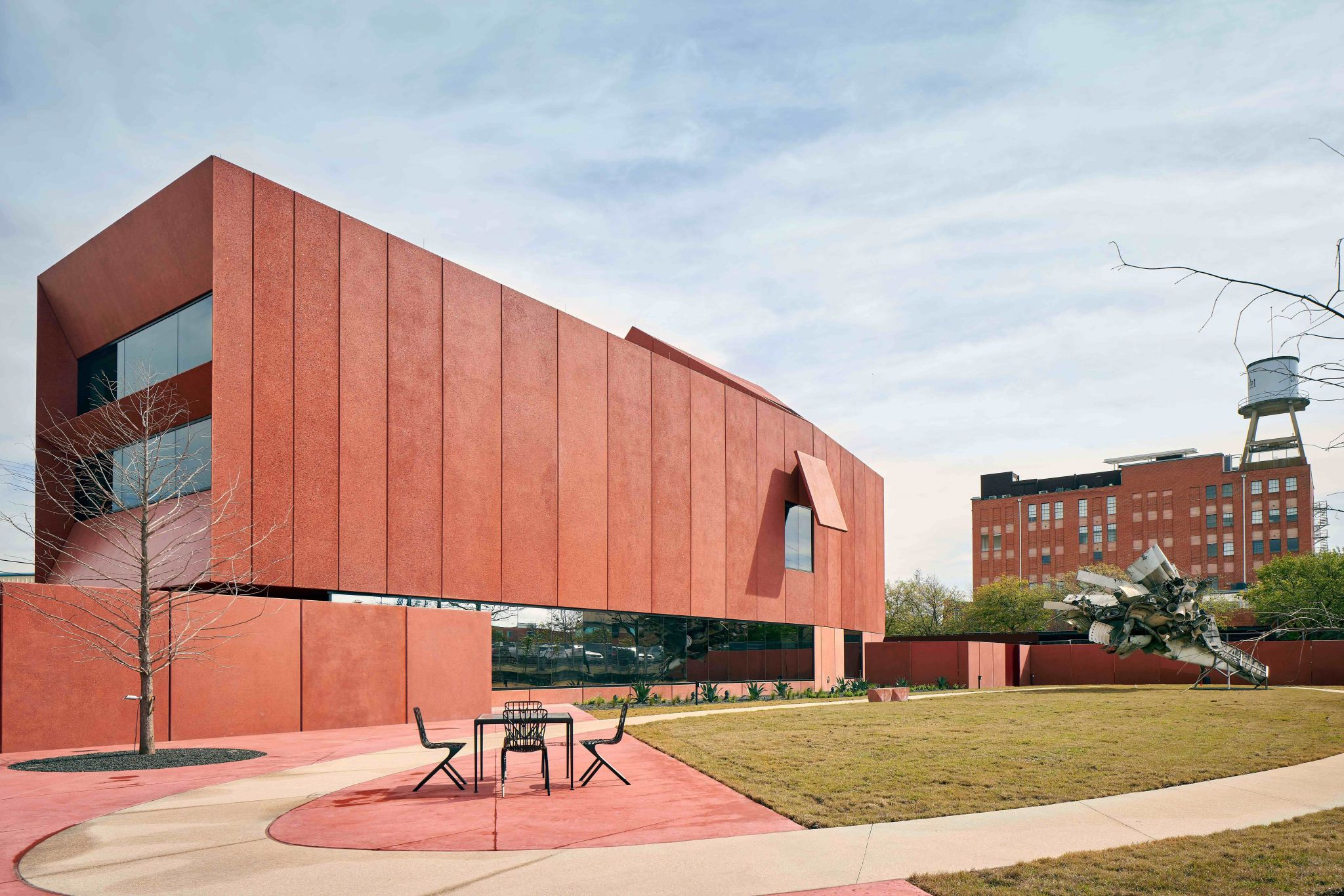 Ruby City, San Antonio's 'temple for art,' receives international nod ahead of opening